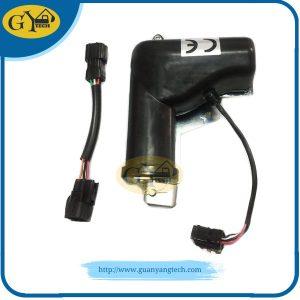 Zoomlion Throttle Motor, LIUGONG 936D throttle, DE2417W42 Zoomlion 210 Throttle Motor