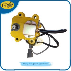 PC200-5 accerlator motor, PC200-5 komatsu motor, PC200-5 Komatsu Accelerator Motor