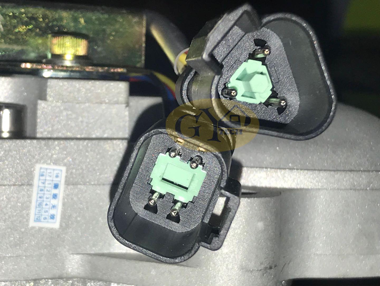 PC200 7 step motor PLUG - PC200-7 Stepping Motor, Governor Motor 7834-41-2000 7834-41-2002 7834-40-2003 7834-41-3003