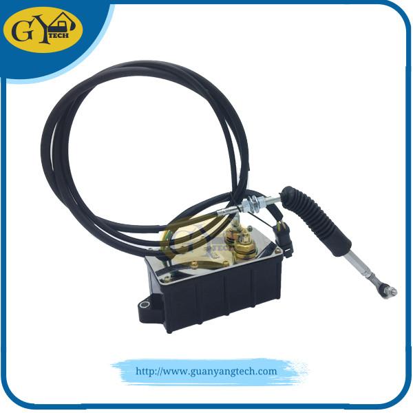 R215 7 方型短线 - Accelerator Motor 21EN-32240 21EN-32260 21EN-32300  Square type For Hyundai R215-7 R150-7 R210-3 R265-7 R255-7