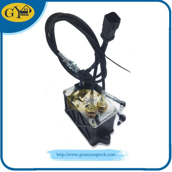 320B亮板 - Excavator E320B Throttle Motor 119-0633 247-5231 For Caterpillar
