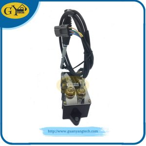 DH300-7 Throttle motor assembly, DH360-7 motor assy, 2325-9014 Governor motor