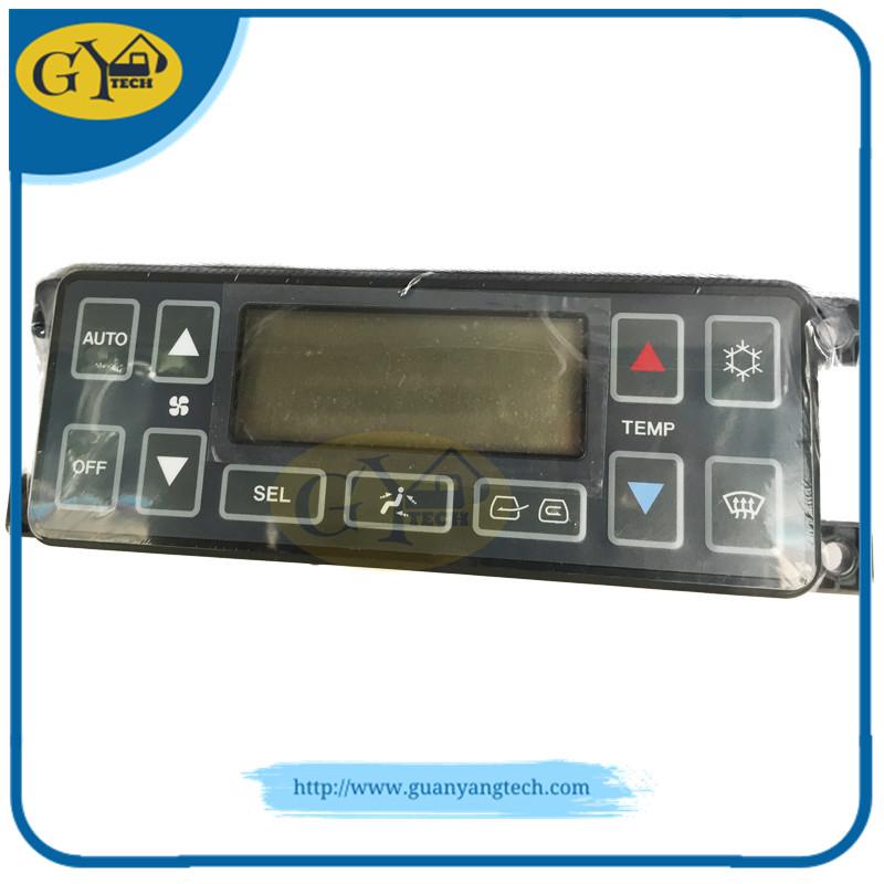DX260 - 543-00107 Air Con Conditioner Control Panel Controller for Daewoo Doosan DX260 DX300 DX350