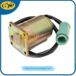 E200B Solenoid Valve, Caterpillar hydraulic pump solenoid , Solenoid SUB. ASSY. 0861879