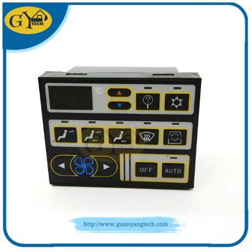 EC210 EC240 EC290 EC360 空调控制器 - VOE14590052 Excavator Air Conditioner Controller A/C Panel Spare Parts for Volvo 14590052