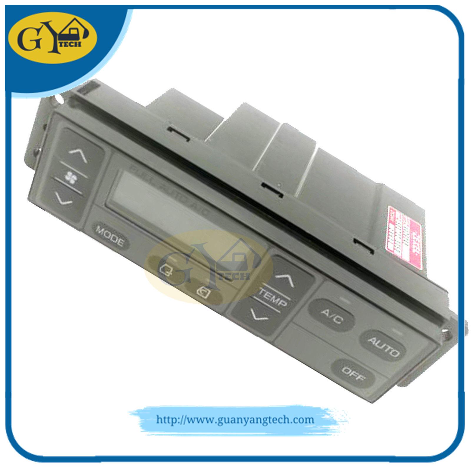 EX200 3 4692240 HEATER - 4692240 Air Heater Controller Hitachi Excavator ZX200-3 Air Conditioner Panel