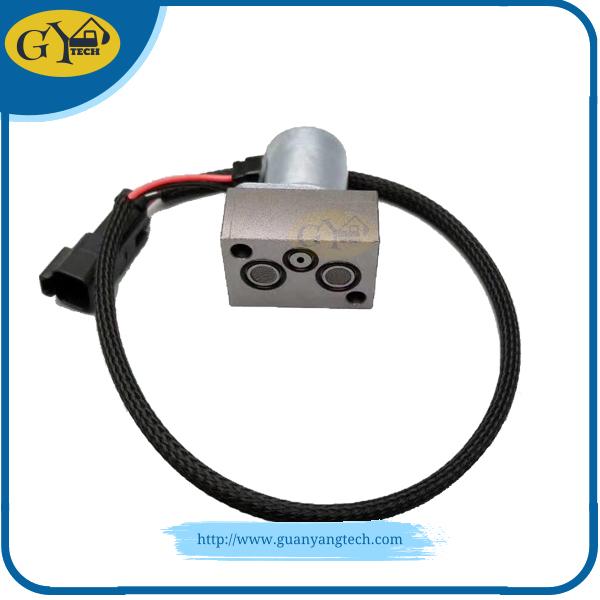 PC200 7 702 21 57400 SOLENOID VALVE - PC200-7 Pilot Valve 702-21-55700 for Komatsu solenoid valve