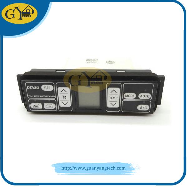 PC200 7 AC CONTROLLER 146570 2510 - PC200-7 Air Conditioner Controller Denso 146570-2510 237040-0290 for Komatsu