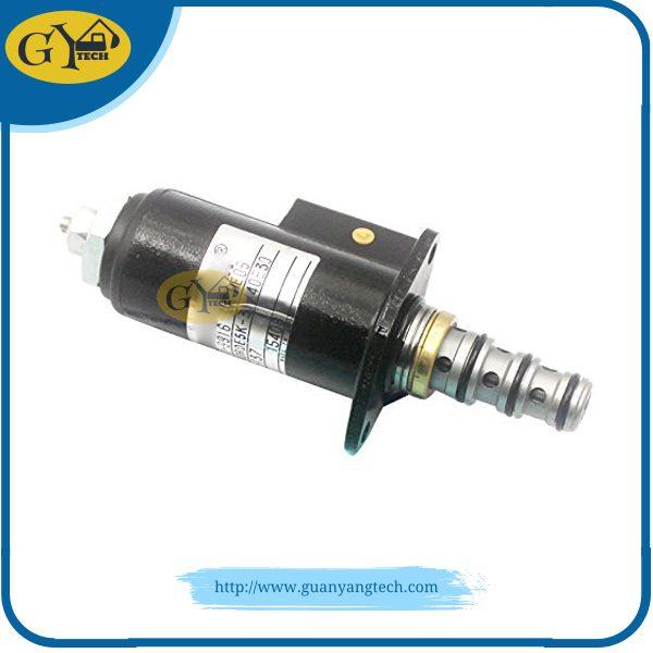E320D solenoid valve, Caterpillar hydraulic pump solenoid , 111-9916 solenoid valve, 1119916 solenoid