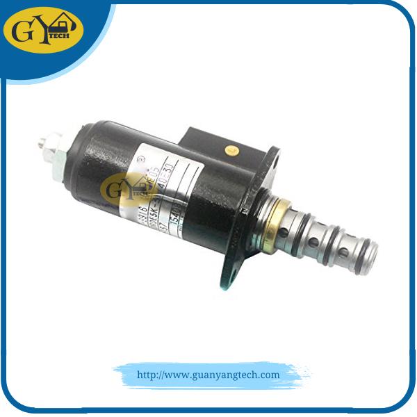 solenoid 1119916  - Solenoid valve 111-9916 for Caterpillar excavator CAT320D CAT330D