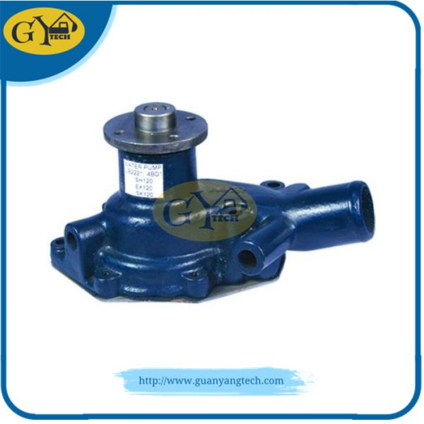 E3018 600x600 - EX120 Water Pump SH120 Water Pump