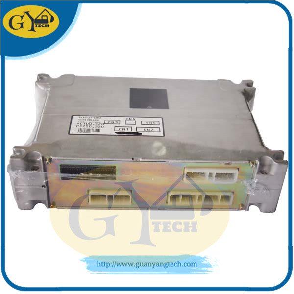7834-23-3000 controller, PC120-6 Komatsu controller , 6D95 MCU