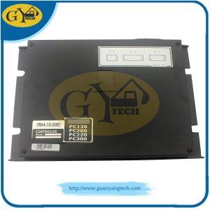 7824-12-2001 controller, 6D95 controller, PC200-5 control box ass'y