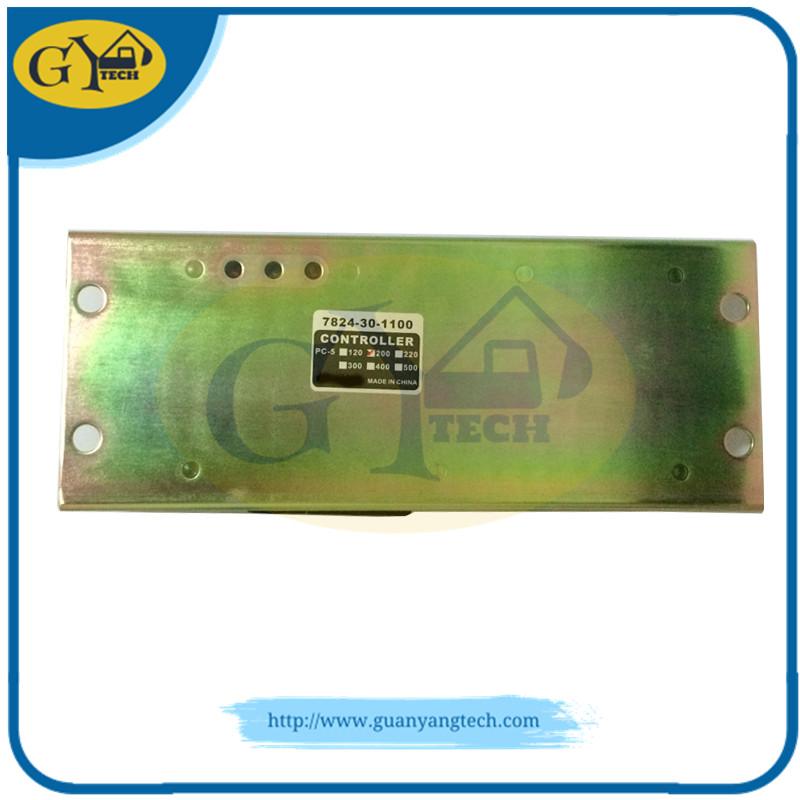 PC200 5 7824 32 1100 controller 1 - PC200-5 controller 7824-32-1100 MCU for Komatsu excavator7824321100