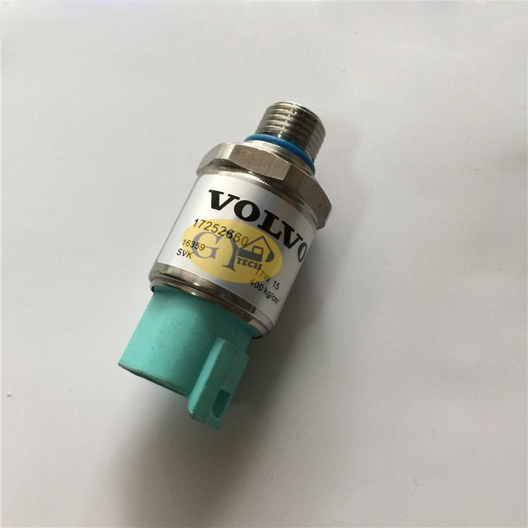 17252660 副本 - 17252660 pressure sensor VOE17252660 sensor for Volvo EC210 EC240