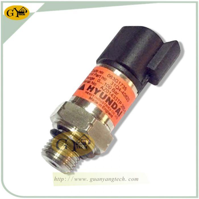 31Q4 40520 2 副本 e1564107275187 - 31Q4-40520 sensor 100Bar 31Q4-40520 pressure sensor for Hyundai excavator
