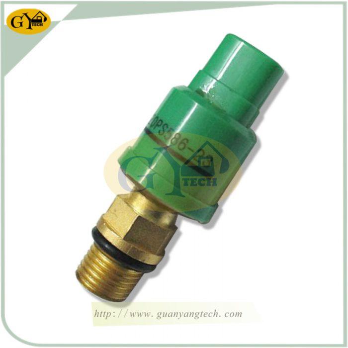 4380677 sensor 副本1 e1563168750488 - 4380677 pressure sensor switch for Hitachi EX200-5