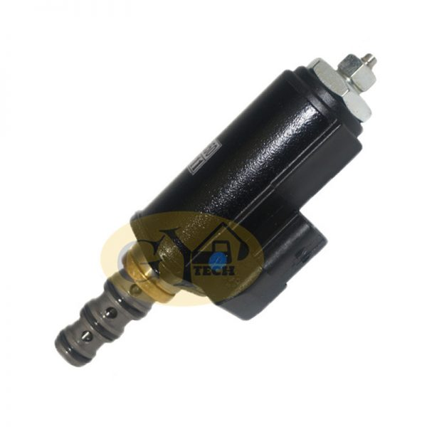 YN35V00021F1 solenoid valve KWE5K-31 G24YA40 solenoid valve SK200-6 SK230-6 solenoid valve