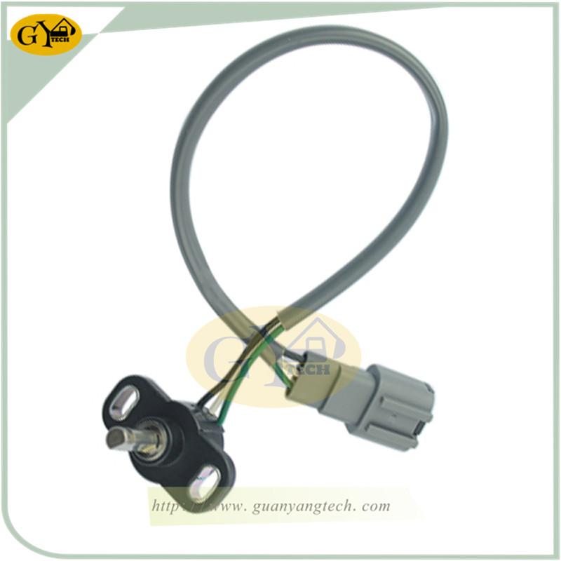SY HG002 EX200 5 EX200 6 6BG1 ZAX210 ZAX220 ZAX230 ZAX240 ZAX330 4614912 Fitting Sensor 副本 - 4614912 throttle position sensor EX200-5 throttle position sensor