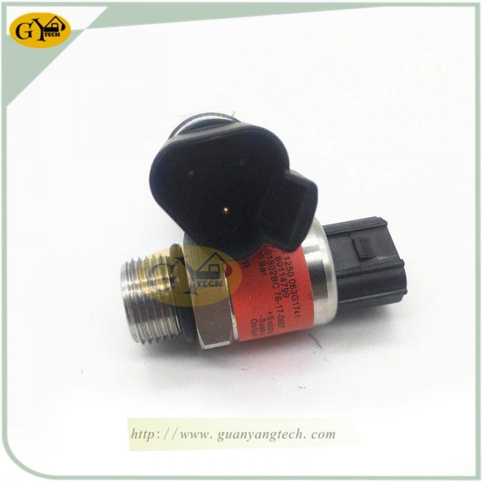 sany30114799 副本 e1564370992652 - 60114799 pressure sensor 500Bar for SANY excavator