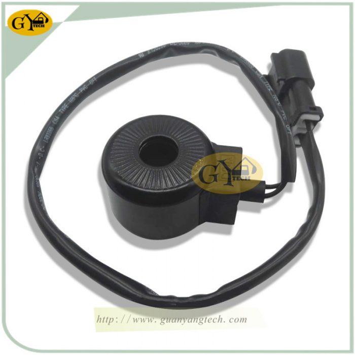 120 5 6电磁阀线圈 行走电磁阀线圈 优质线圈 2 副本 副本 e1565753462969 - PC120-5 solenoid valve coil for Komatsu PC120-6 PC120-5 excavator