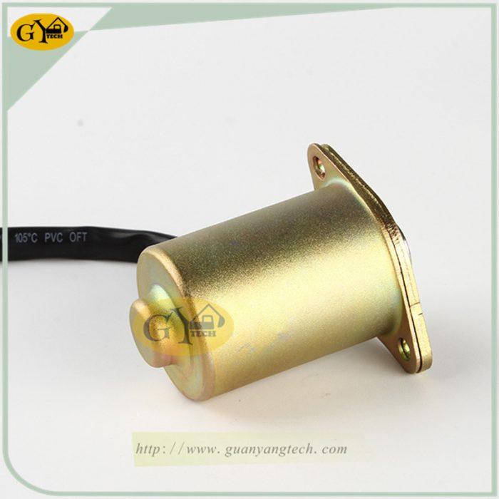 6D102206 60 51130 SOLENOID VALVE 4 副本 e1565599571591 - 20Y-60-51130 solenoid valve for Komatsu PC200-6 6D102 20Y-06-51131 20Y-06-51132