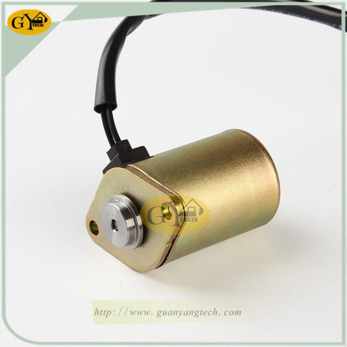 6D102206 60 51130 SOLENOID VALVE 副本 e1565599581330 - 20Y-60-51130 solenoid valve for Komatsu PC200-6 6D102 20Y-06-51131 20Y-06-51132