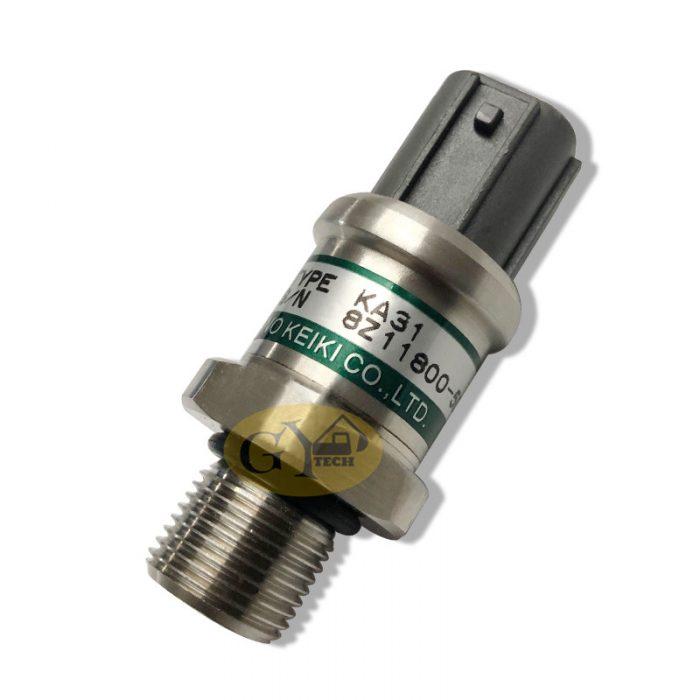DH220 DH225 5 DH225 7 High pressure sensor 副本1 e1564653793637 - DH220-5 pressure sensor DH220-5 8Z12568-500K pressure switch