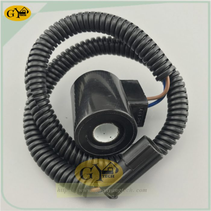 DH55 solenoid valve coil 2 副本 副本 e1565233876596 - DH55 solenoid valve coil for Daewoo Doosan