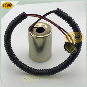 DH60-5 solenoid valve coil for Daewoo Doosan