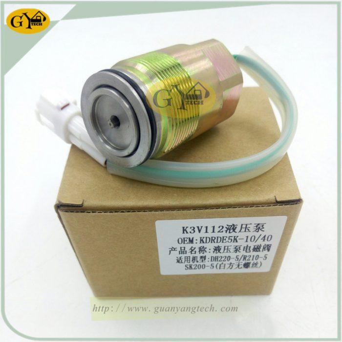 K3V112 SOLENOID VALVE 3 副本 副本 e1565762959911 - K3V112 solenoid valve SK200-6 solenoid valve for Kobelco excavator