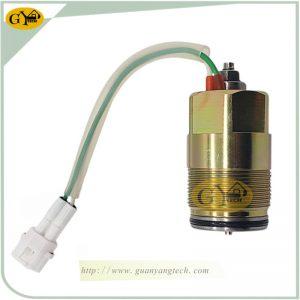 K3V112 solenoid valve SK200-6 solenoid valve for Kobelco excavator