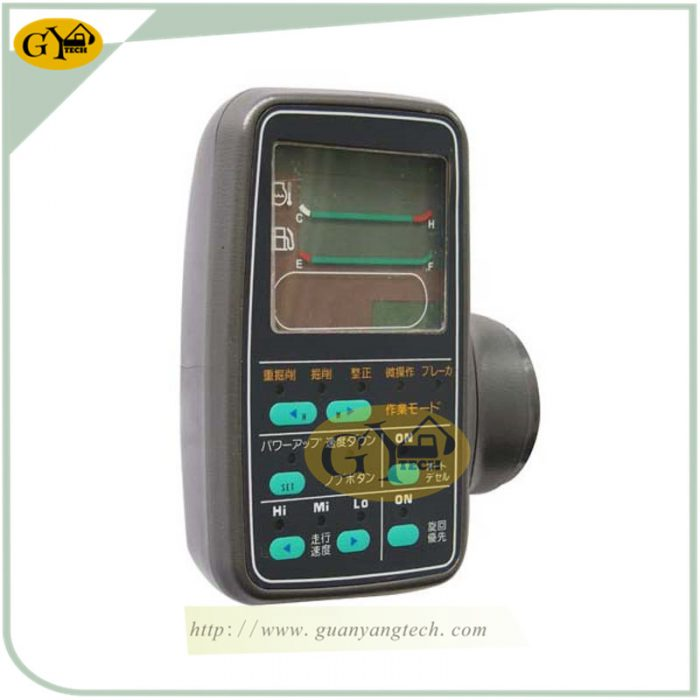 PC200 6 6D95 Monitor 7834 70 6003 7834 70 6001 Monitor e1565859787890 - PC200-6 7834-70-6003 monitor for 6D95 engine Komatsu  excavator