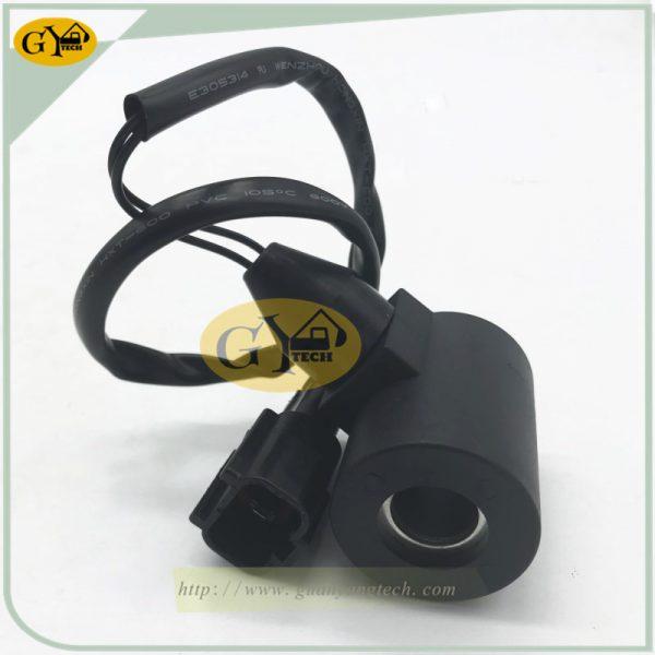 PC60-7 120-6 SOLENOID VALVE COIL 12V 24V