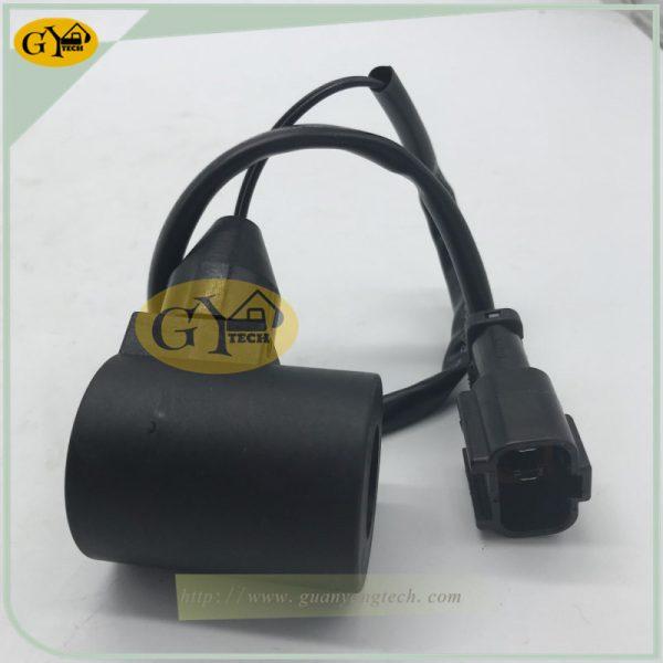 PC60-7 SOLENOID VALVE COIL 120-6 SOLENOID VALVE COIL 12V 24V