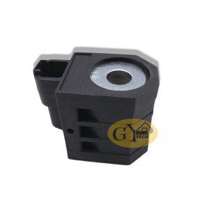 R210-7 solenoid valve coil 24V for Hyundai excavator