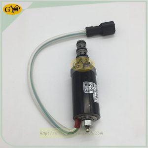 SH200A3 solenoid valve for Sumitomo excavator SH200A3 SH200A5