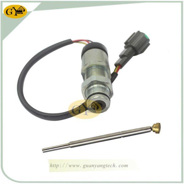 9745876 main pump solenoid valve for Hitachi EX200-5 solenoid valve