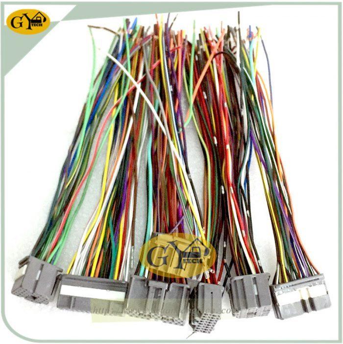 SK200 6E SK200 6 CONTROLLER PLUG 1 副本1 e1568796821273 - SK200-6 controller plug for Kobelco SK200-6 SK200-6E controller connector
