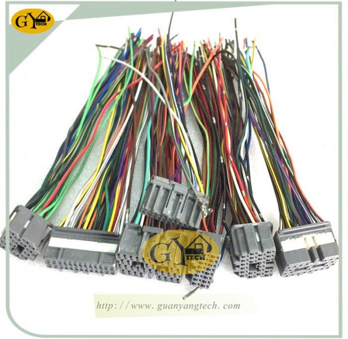 SK200 6E SK200 6 CONTROLLER PLUG 2 副本1 e1568796806635 - SK200-6 controller plug for Kobelco SK200-6 SK200-6E controller connector