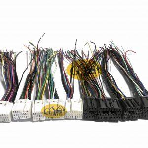 SK200-8 controller plug for Kobelco SK200-8 controller connector 2