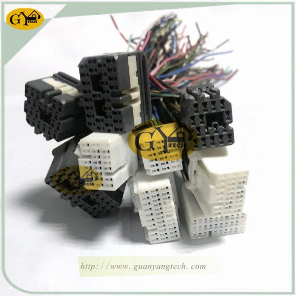 SK200-8 controller plug for Kobelco SK200-8 controller connector
