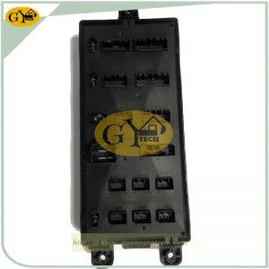 sk200-8 fuse box 6 SK200-8 fuse box YN24E00016F2 for Kobelco excavator
