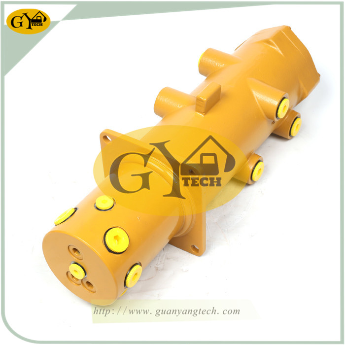 E680F 4 - SDLG E680F Center Joint for Chinese Excavator SDLG Parts E680F Swivel Joint