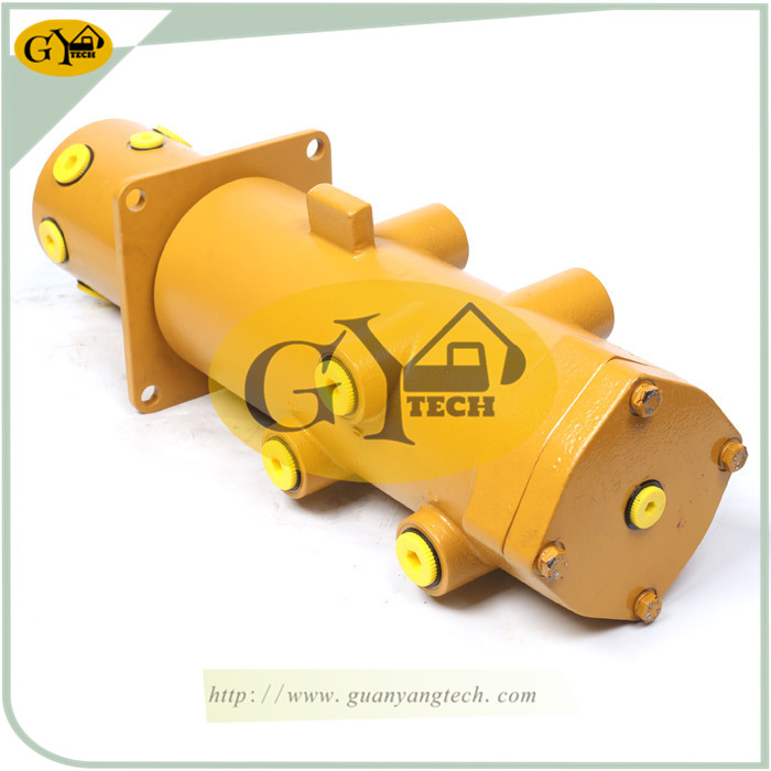 E680F 6 - SDLG E680F Center Joint for Chinese Excavator SDLG Parts E680F Swivel Joint