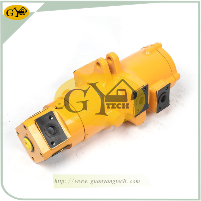 SC210LC 4 - LISHIDE SC210C Center Joint Swivel Joint for Chinese LISHIDE Excavator Parts