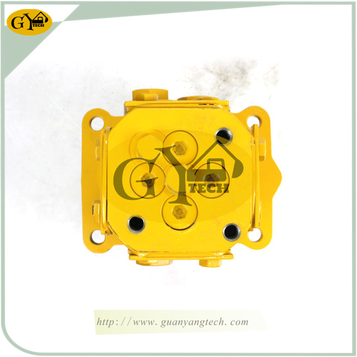 CLG205C 5 - LIUGONG CLG205C Center Joint for Chinese LIUGONG Excavator Parts CLG205C Swivel Joint