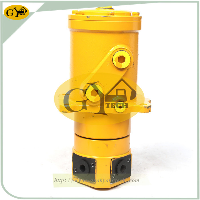CLG925D 1 - LIUGONG CLG925D Center Joint for Chinese LIUGONG Excavator Parts CLG925D Swivel Joint