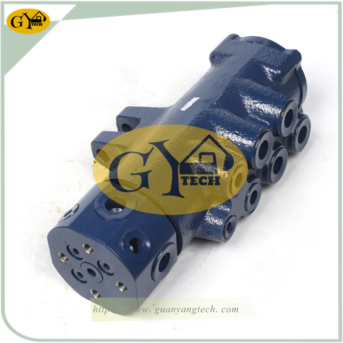 FR80 4 - LOVOL FR80 Center Joint Swivel Joint for LOVOL 80 Excavator Parts
