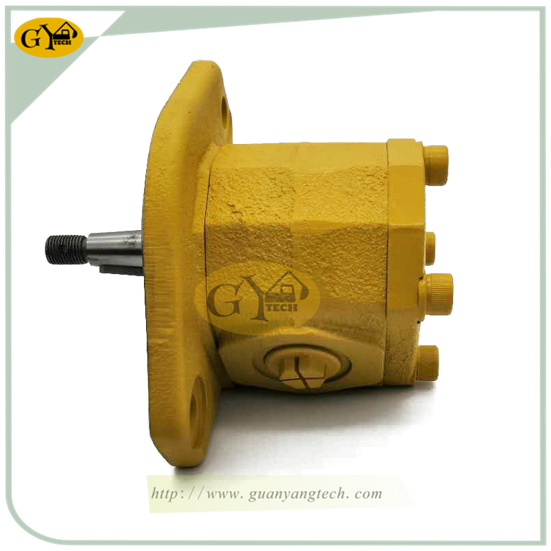 CAT330C 风扇泵3 - E330C Fan Motor Gear Pump 283-5992 for Caterpillar Excavator CAT 330CL 330C 2835992